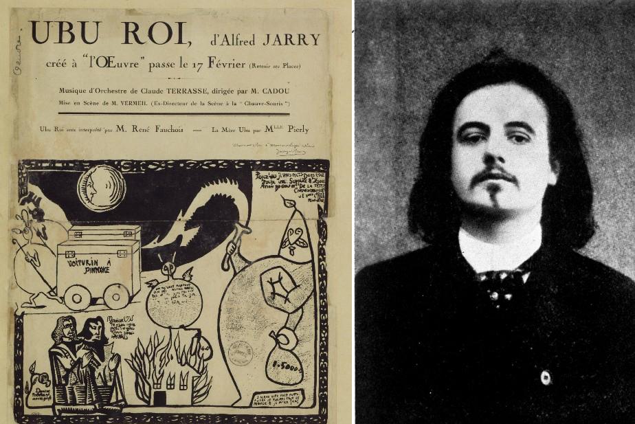 Alfred Jarry y 'Ubú Rey'
