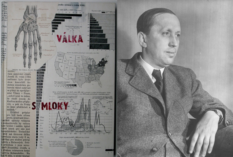 Karel Čapek y 'La guerra de las salamandras'