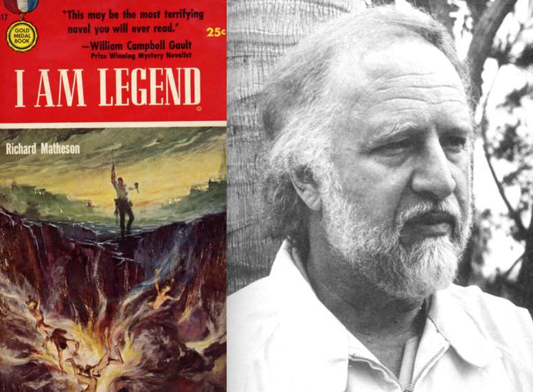 Richard Matheson y 'Soy leyenda'