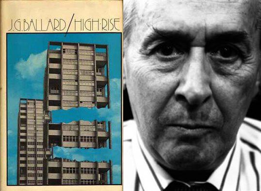 JG Ballard y 'Rascacielos'