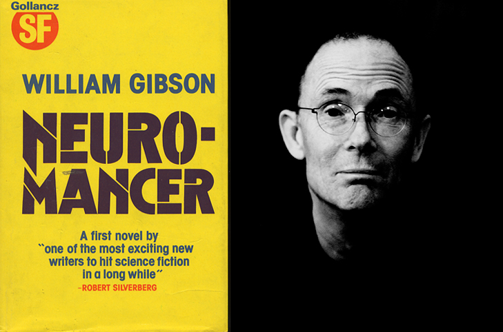 William Gibson y 'Neuromante'