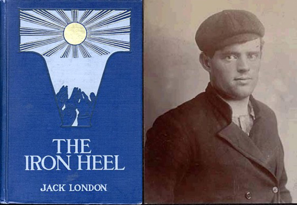 Jack London y 'Talón de hierro'