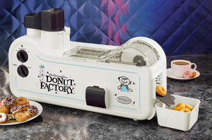 'The Automatic Mini Donut Factory'