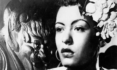 Billie Holiday a los 18 años