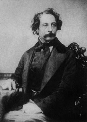 Charles Dickens, mayo de 1852