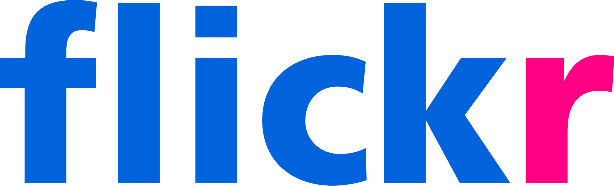 Logotipo de Flickr