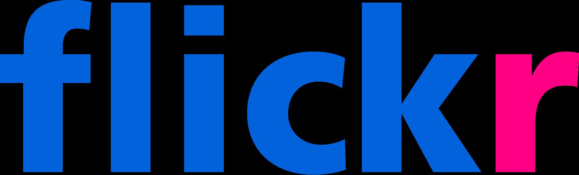 Logotipo de Flickr