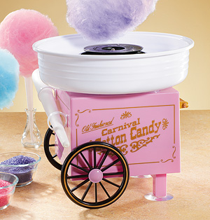 'Old Fashioned Cotton Candy Machine'