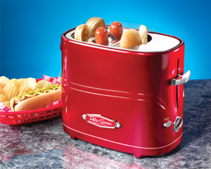 'Pop-Up Hot Dog Toaster'