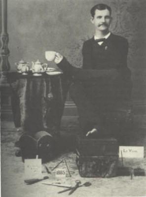 Charles Tripp