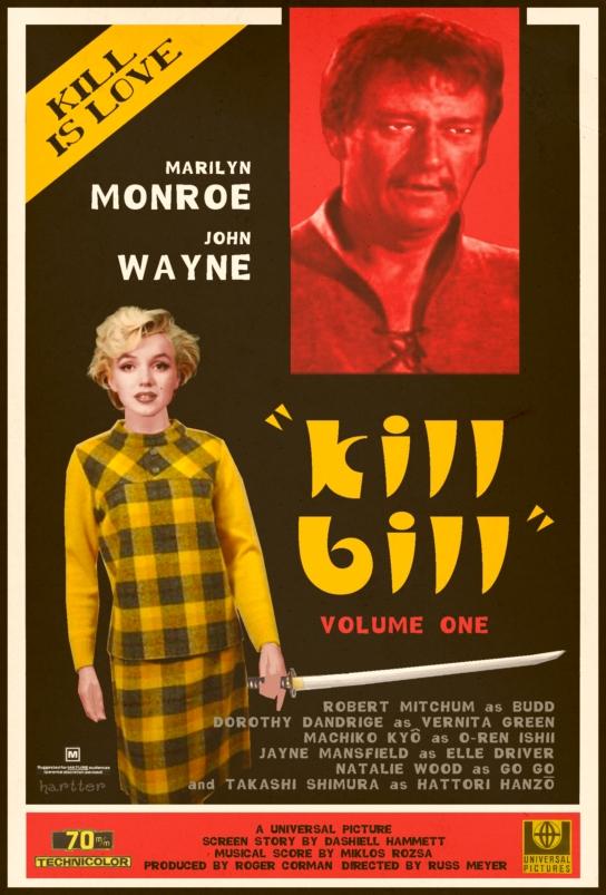 Sean Hartter inventa una versión de 'Kill bill'