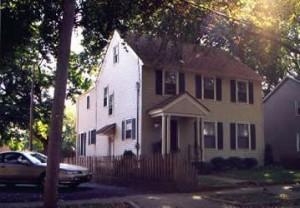 Primera casa de Springsteen