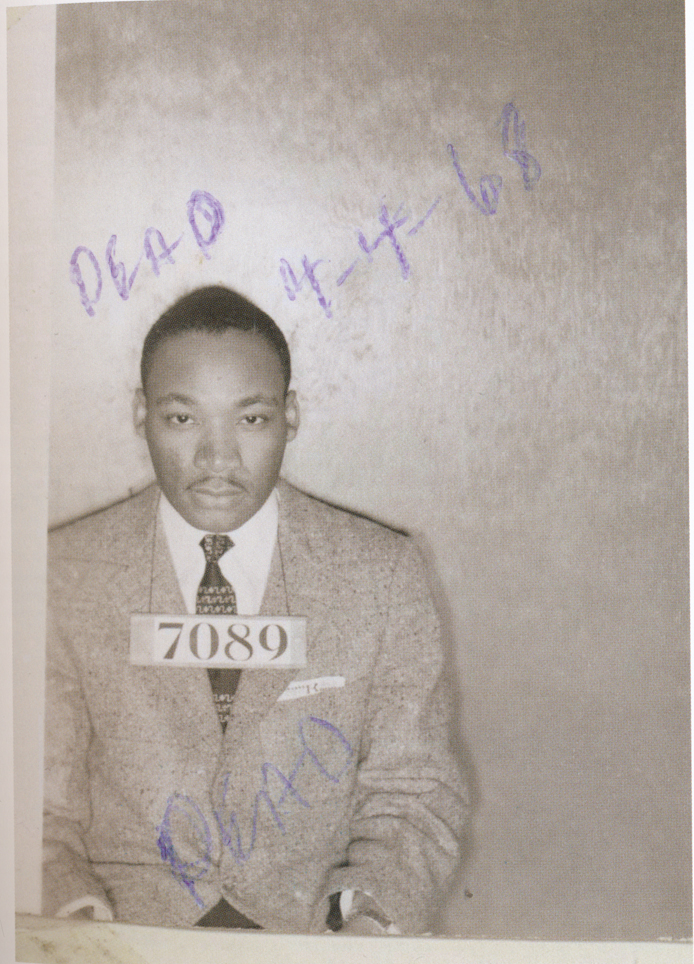 Martin Luther King, 1956