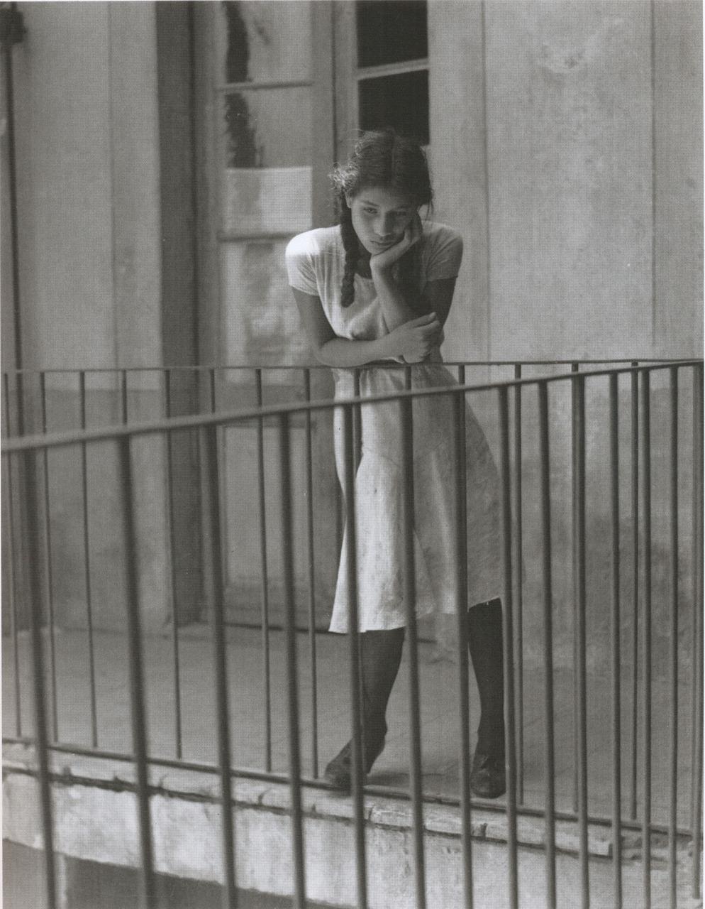 """Manuel Álvarez Bravo - """"El ensueño"""", 1931"""
