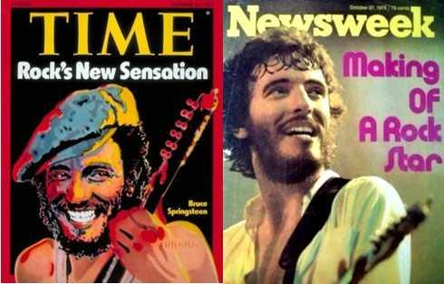 Cubiertas deTime y Newsweek, 27 de octubre de 1975