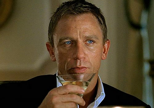 Daniel Craig, el último 007