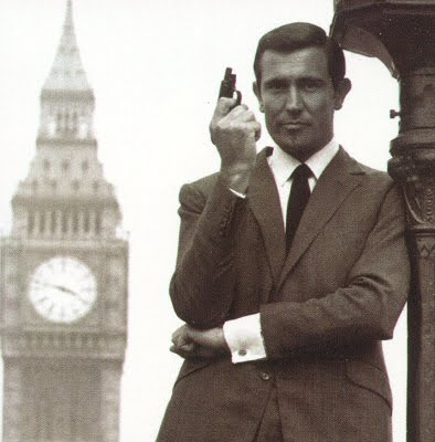 George Lazenby, el Bond de una sola película