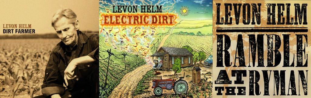 """""""Dirt Farm"""" (2007), """"Electric Dirt"""" (2009) y """"Ramble at the Ryman"""" (2011)"""