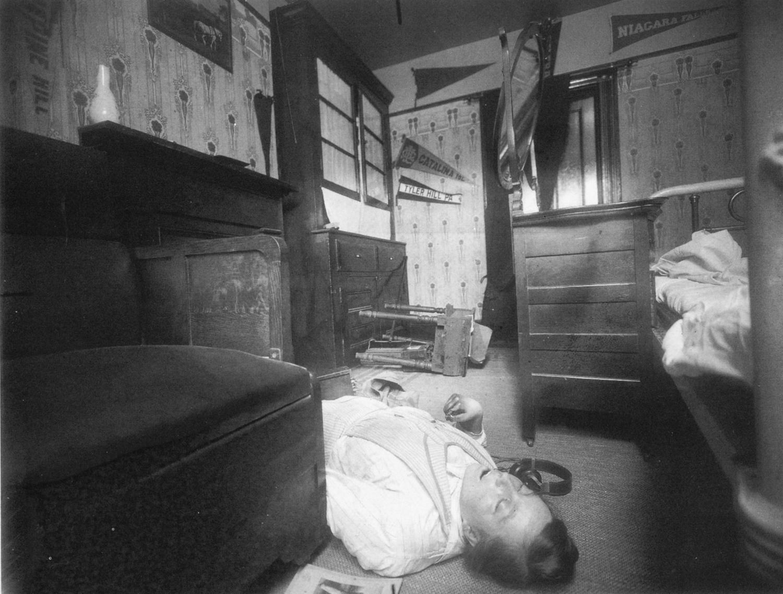 Homicido de un hombre apellidado Roshinnsky, el 15 de febrero de 1916