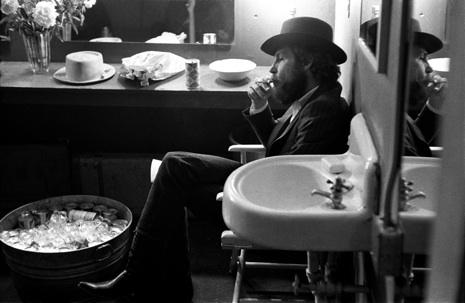 Levon Helm, 1969 (© Magnum Photos)