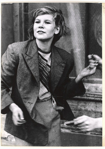 """A Girl Jiving in Southam Street"" - Roger Mayne"