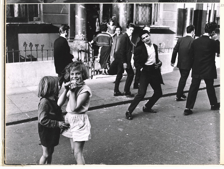 """Southam Street, W10"" - Roger Mayne"