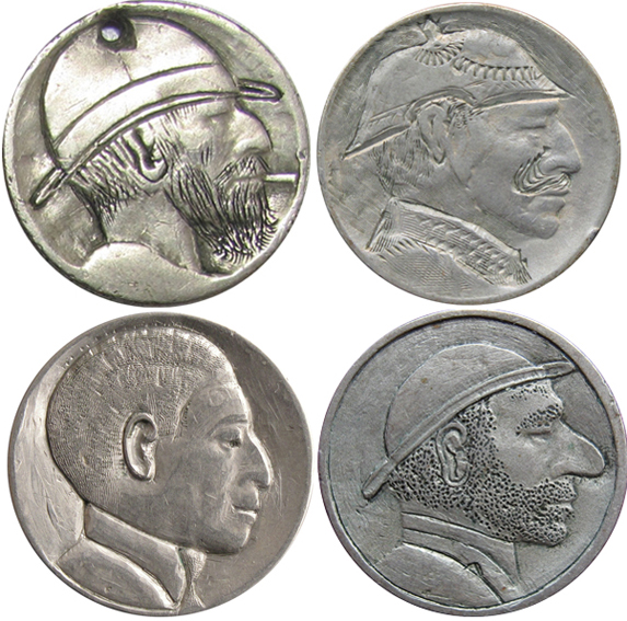 'Hobo Nickels' clásicos