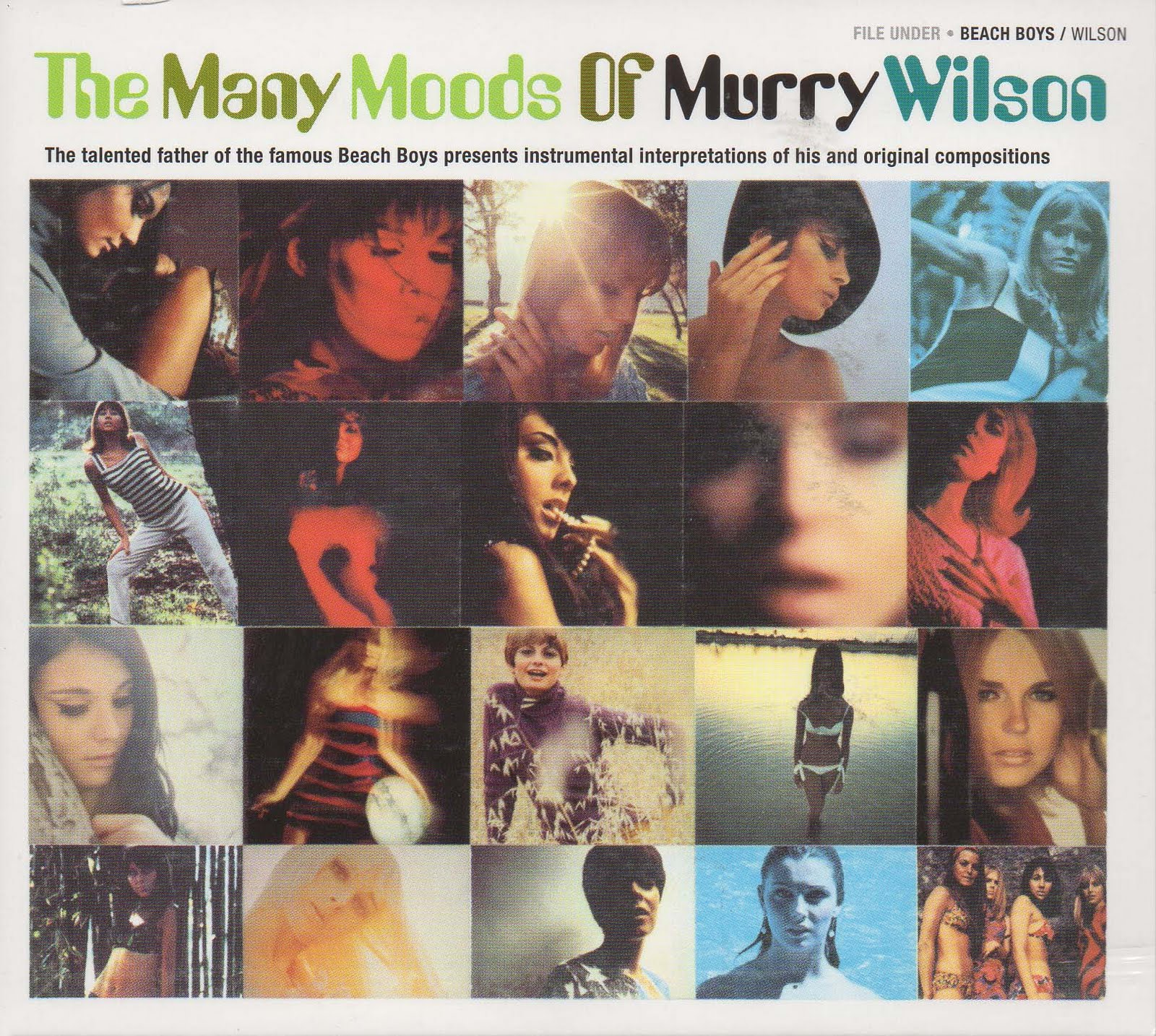 """The Many Moods of Murray Wilson"""