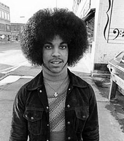 Prince, alias 'Gazoo'