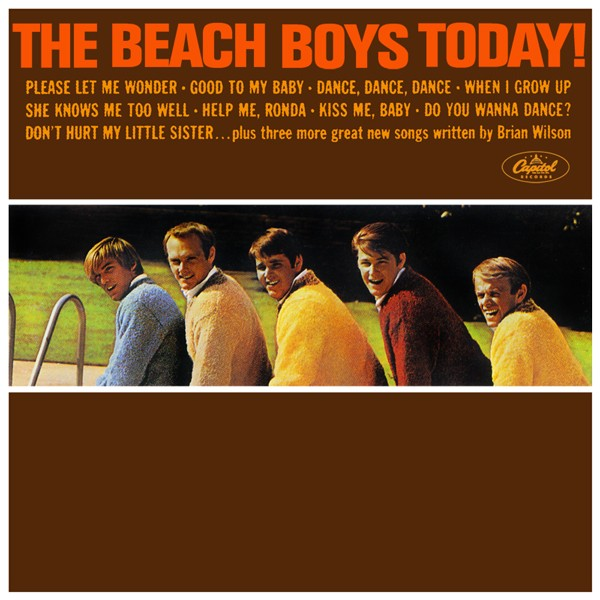 """The Beach Boys Today!"" (1965)"
