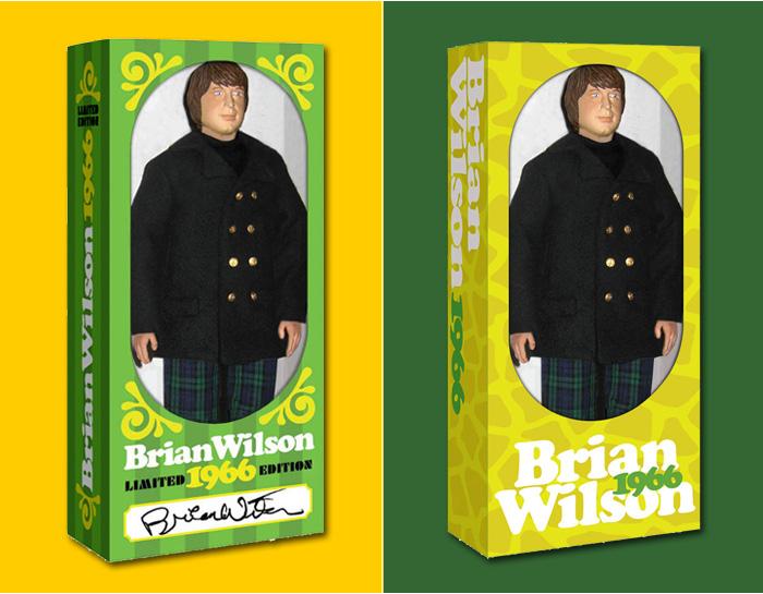 Muñeco de Brian Wilson
