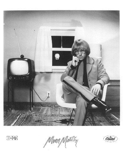 Foto promocional de Moon Martin, 1979