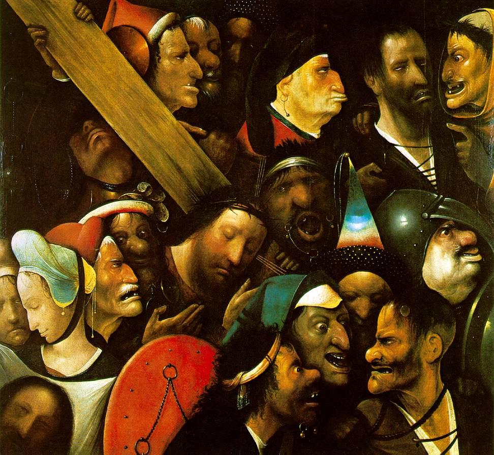 'Cristo llevando la cruz'
