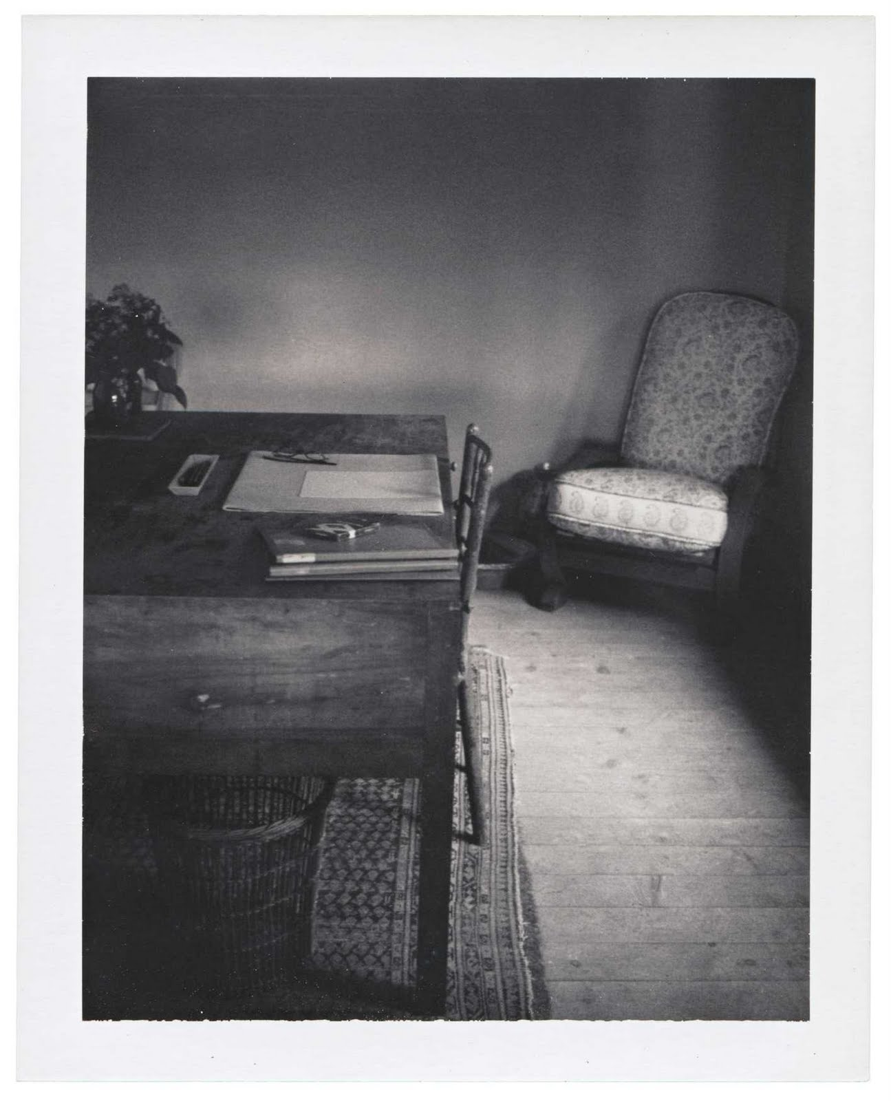 "Patti Smith - ""Virginia Woolf's Desk, Monk's House"", 2003"