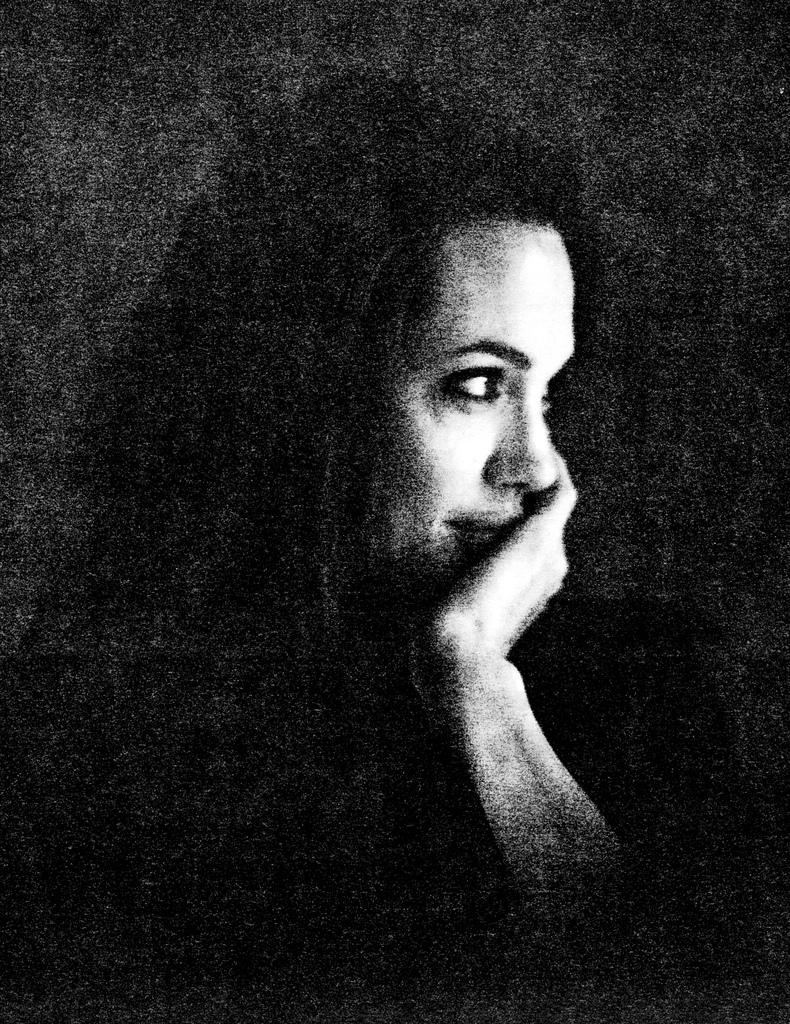 "Brad Pitt - ""Angelina Jolie"""