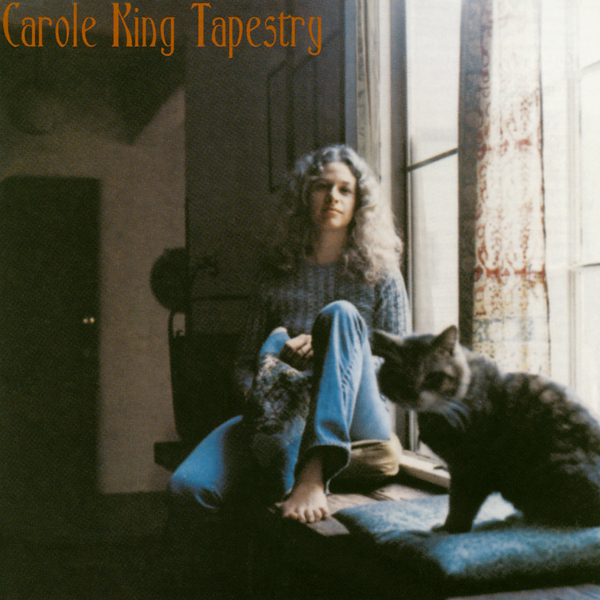 """""""Tapestry"""" (Carole King, 1971)"""