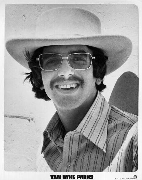 Van Dyke Parks, foto de promoción, en torno a 1970