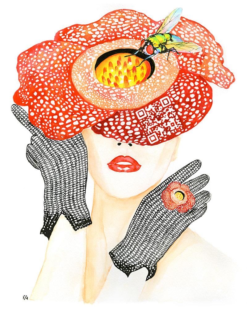 'Rafflesia Arnoldii' - Yiying Lu