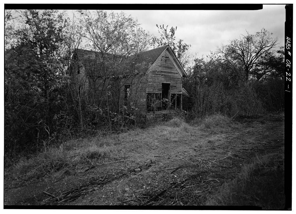 Casa natal - Foto: Walter Smalling, 1979