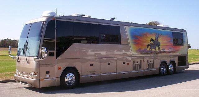 El autobús-vivienda de Nelson