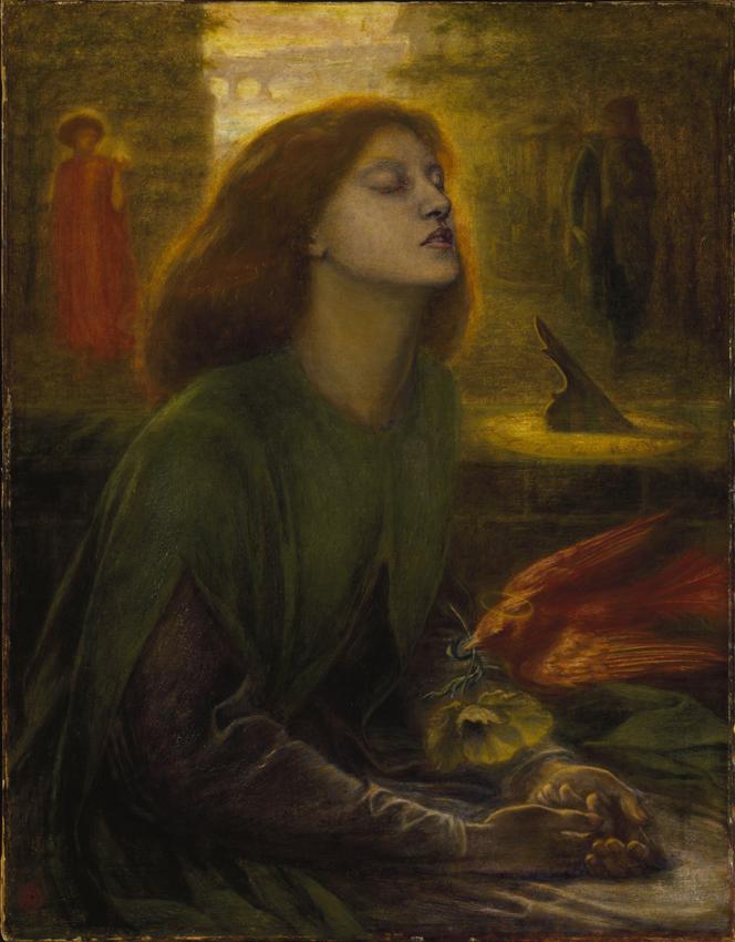 'Beata Beatrix' - Dante Gabriel Rossetti