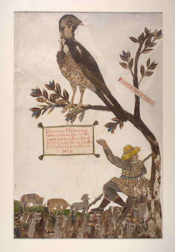 Portada del 'Libro de las plumas'