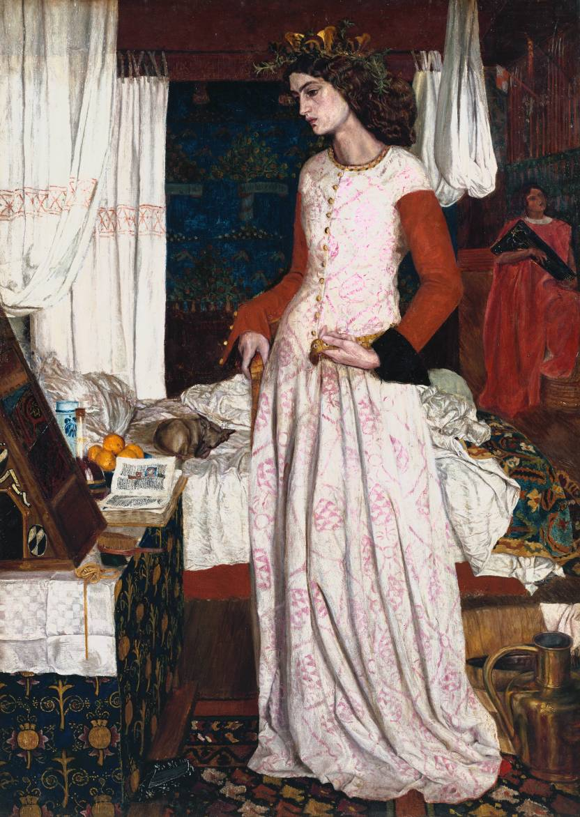 'Queen Guenevere' - William Morris