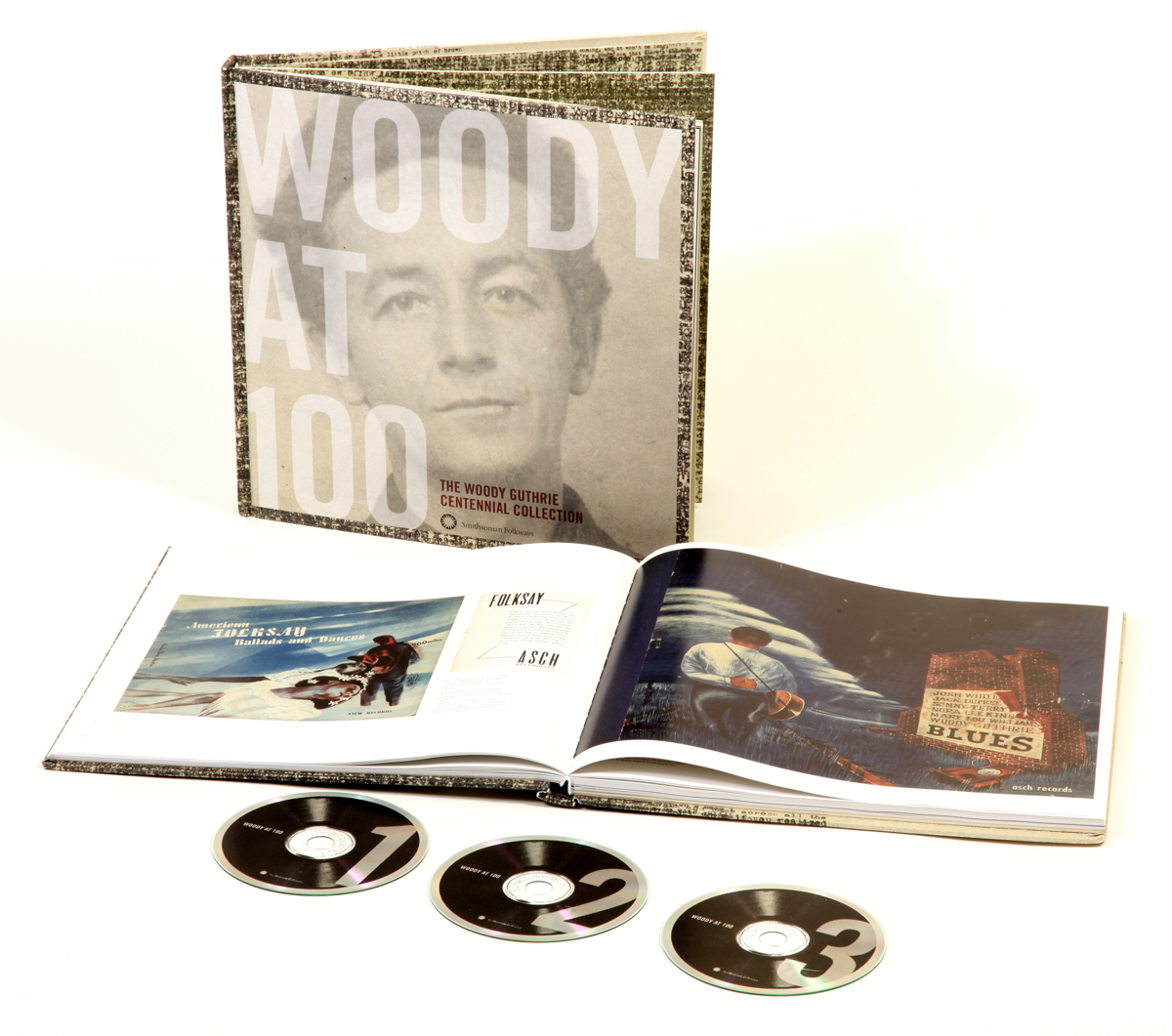 """Woody at 100"" (Folkways, 2012)"