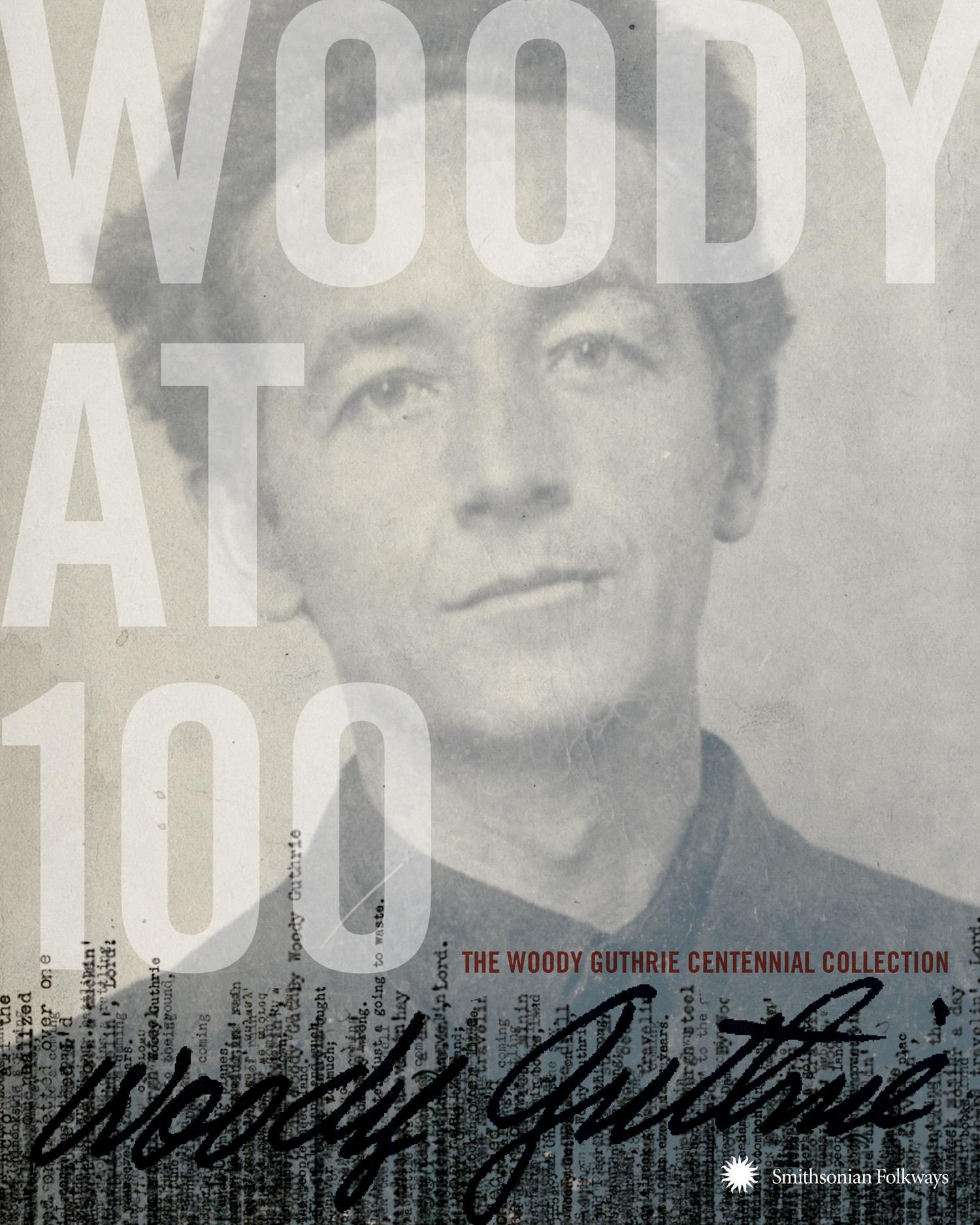 """""""Woody at 100"""" (Folkways, 2012)"""