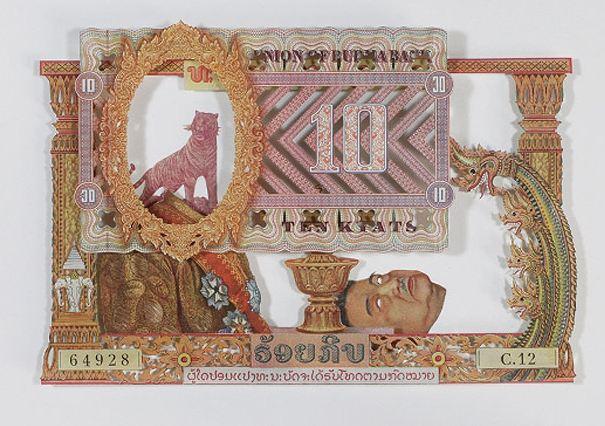 Uno de los 'collage' de Rodrigo Torres