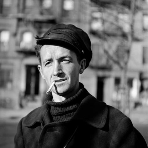Woody Guthrie en Nueva York