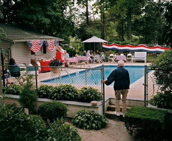 La familia Martel celebra el 4 de julio en la casa en la que viven desde 1950 (Foto: Mary Beth Mehan)