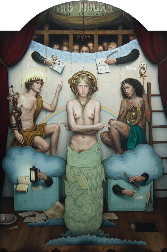 'ARS MAGNA' (2010) - Dino Valls