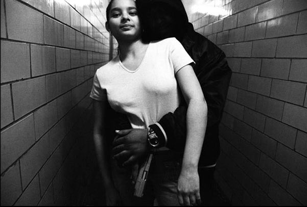 Un pandillero y su hermana pequeña. Brooklyn (Boogie, 2003)